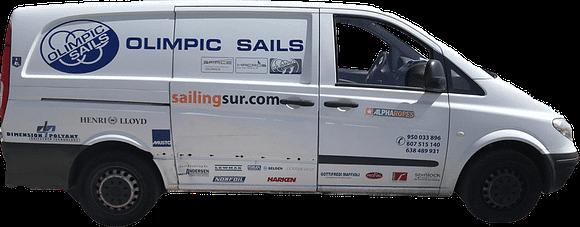 Furgoneta SailingSur